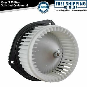 A C Heater Blower Motor W Fan Cage 8890187470 For Isuzu Saab Buick Chevy Olds