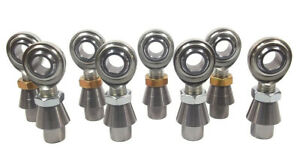 Economy 4 Link Kit 3 4 Heim Joints Weld in Threaded Bungs 250