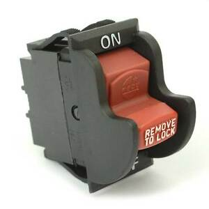On off Toggle Switch Rep Delta 489105 00 1343758 optional Lock Ryobi Sw7b