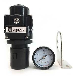 3 8 Air Regulator W gauge Wr1160g