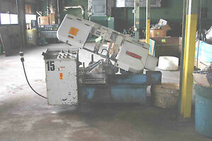 1997 Daito Ga260w Semi automatic Band Saw