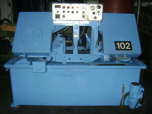 Doall Horizontal Band Saw