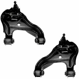 Control Arm Front Lower Left Right Pair Set For Dodge Ram 1500 2500 3500 2wd
