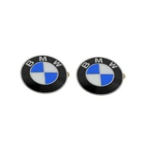 Bmw E46 E60 E92 Set Of 2 Genuine Emblem Wheel Center Cap 64 5 Mm Diameter