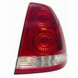 Rear Brake Light Taillight Taillamp Right Rh Passenger For 04 07 Chevy Malibu