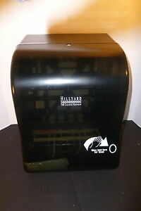 Touch Free Automatic Mechanical Hand Roll Paper Towel Dispenser Holder New