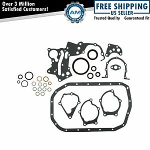Lower Engine Gasket Set For Colt Summit Talon Eclipse Galant Mirage Laser