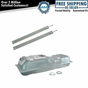 Gas Fuel Diesel Tank 16 Gallon W Strap Set For Chevy Gmc