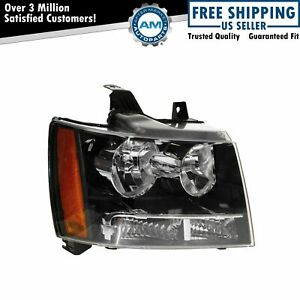 Headlight Headlamp Passenger Side Right Rh For 07 13 Suburban Tahoe Avalanche