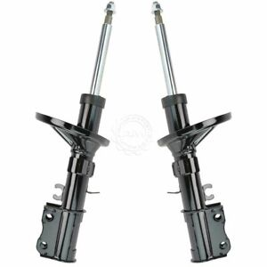 Strut Front Pair Set Of 2 For 01 04 Kia Spectra
