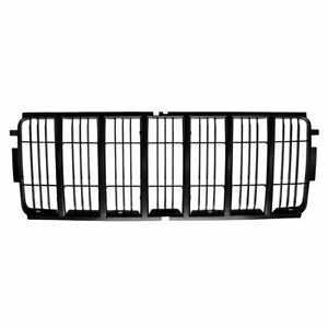 Grille Insert Assembly Black For 02 04 Jeep Liberty Fits Jeep Liberty