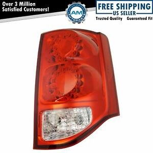 Tail Light Lamp Led Passenger Side Right Rh For Dodge Grand Caravan New