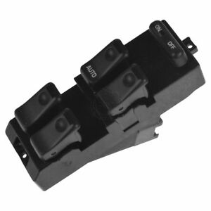 Master Power Window Switch Left Front Lh For 96 98 Mazda Mpv Protege
