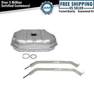 Fuel Gas Tank With Straps 19 Gallon For 97 02 Chevy Gmc Blazer Jimmy 2 Door