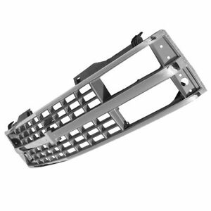 Grille Grill Chrome Black For Chevy Blazer Suburban 1500 2500 3500