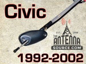 Honda Civic Manual Am Fm Antenna 1992 2002 Brand New How 2 Install