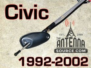 Honda Civic Pillar Manual Am Fm Antenna 1992 2002 Brand New How 2 Install