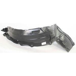 Front Left Fender Liner Rear Section For Toyota 2007 2013 Tundra 2008 18 Sequoia