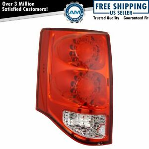Tail Light Lamp Led Driver Side Left Lh For Dodge Grand Caravan New