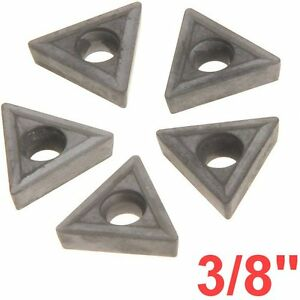 3 8 C6 Carbide Insert For Indexable Lathe Toolholder Triangle