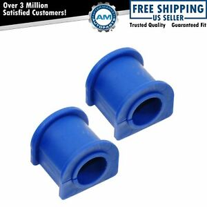 Front Sway Stabilizer Bar Bushing Pair For Jeep Cherokee Wagoneer Dodge Dakota