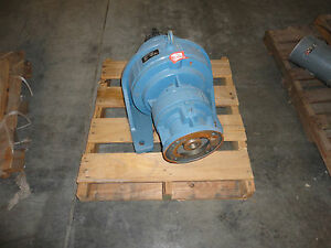 Shimpo Model Df7121c210bh Circulate Speed Reducer Ratio 121 1 Torque 52100 Lb in