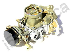 1 Bbl Autolite Carburetor 1963 64 65 66 67 68 69 Ford Mustang Falcon 170 200 Eng