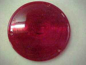 61 64 Studebaker Champ Pickup Pair Nos Tail Light Lenses 4 3 8