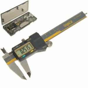 Igaging Electronic Caliper Absolute Origin 4 Digital Ip54 Extreme Accuracy