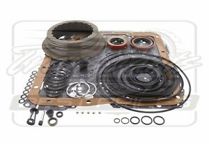 Th350 Thm350 Turbo 350 Th350c Hi Performance Less Steel Transmission Rebuild Kit