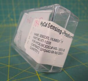 Hycal 477 1008 Humidity Temperature Probe Nsn 6685 01 372 6979