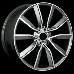 18x8 S line Style Wheels 5x112 35mm Rim Fits Audi S4 93 94 95 96 97 98 99 00 Up