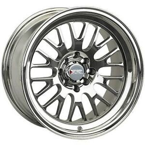 15x8 Xxr 531 Wheels 4x100 114 3 0mm 73 1 Platinum Fits Integra Accord Xb