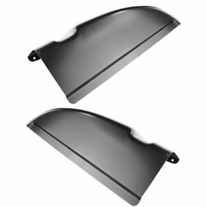 Regular Cab Corner Rust Repair Panel Rear Pair Set For Chevy Gmc Pickup Truck