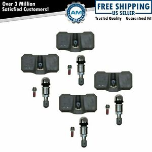 Dorman Tire Pressure Sensor Monitoring System Tpms Set Of 4 For Chevy Gmc Truck