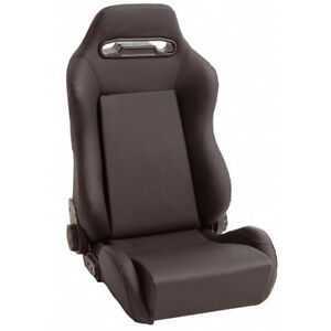 Jeep Wrangler Cj Yj Tj 76 02 New Sport Seat Black Denim X 13405 15