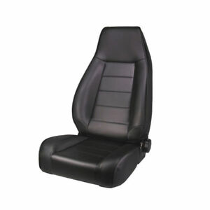 Jeep Wrangler Cj Yj Tj 76 02 Seat Recliner Black Denim X 13402 15