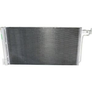 Ac Condenser For 2012 2014 Ford Focus With Receiver Drier Aluminum Core