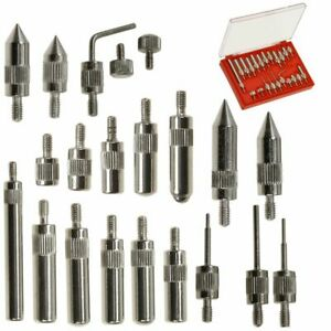 Premium 22 Pc Dial digital Indicator End Tip Point Set