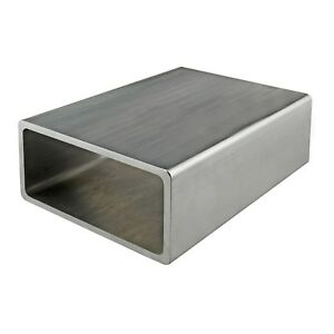 80 20 Inc Mill Finish Aluminum 1 5 X 3 Rectangle Tube Part 8121 X 96 Long N