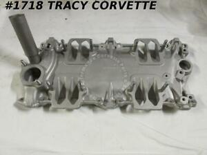 1957 1958 Corvette Used 3741193 Fi Fuel Injection Intake Manifold Bedplate 57 58