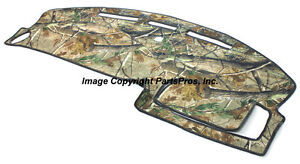 New Realtree Ap Camo Camouflage Dash Mat Cover For 1997 03 Ford F150 Truck
