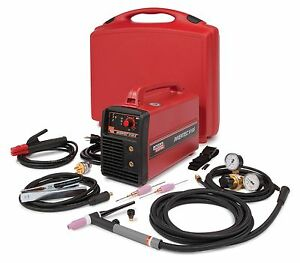 Lincoln Invertec V155 s Tig And Stick Welder Ready pak K2606 1