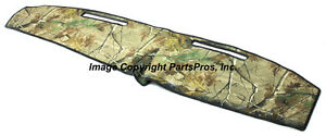 New Realtree Ap Camo Camouflage Dash Mat Cover For 1981 93 Dodge Ram Truck