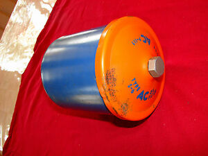 55 62 Chevrolet Car Truck 235 Six Cylinder Nos Gm Ac Oil Filter Canister