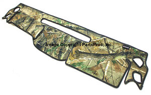 New Realtree Ap Camo Camouflage Dash Mat Cover For 2007 10 Jeep Jk Wrangler