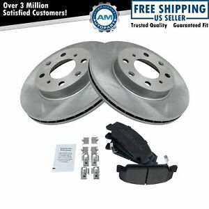 Nakamoto Front Disc Brake Pads Rotors Kit Set For Honda Civic Crx Del Sol New