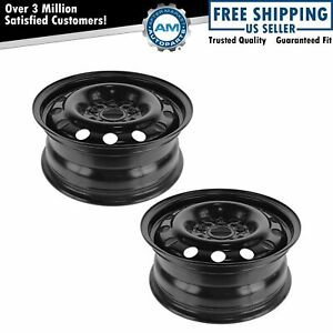Dorman Wheel Rim 16 Inch Steel Replacement Pair For 07 11 Toyota Camry