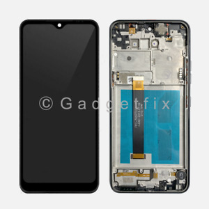 US For LG K51 K500 K500UM LCD Display Touch Screen Digitizer Frame Replacement $44.95