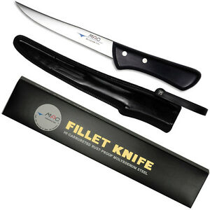 Mac Bns 60 Chef Series 6 Boning Fillet Knife Curved silver Molybdenum Steel